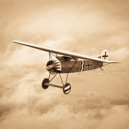 Fokker DVlll 3