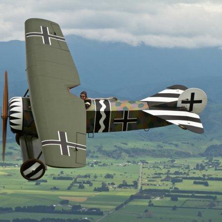 Fokker DVlll 5