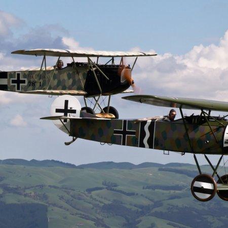 Fokker DVlll 6