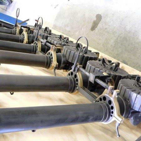 Gun Room Lewis Guns Detai