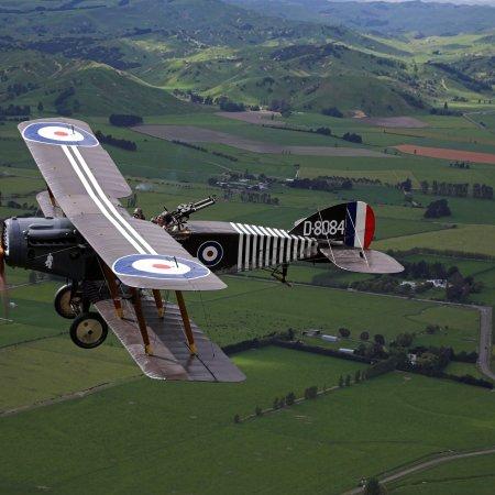 Hood Aerodrome 2007 SJ 9 K 5215