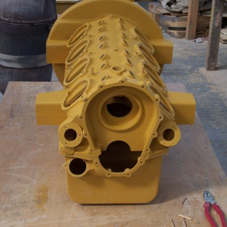 RAF 1 A Complete Crankcase Pattern 3