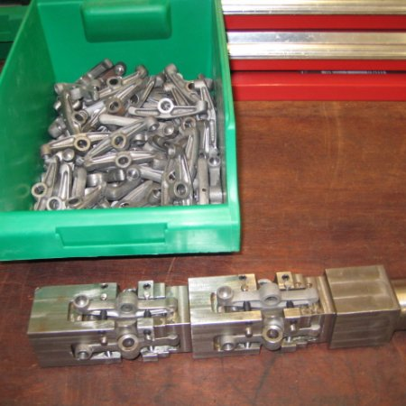 RAF 1 A Valve Rockers And Tooling