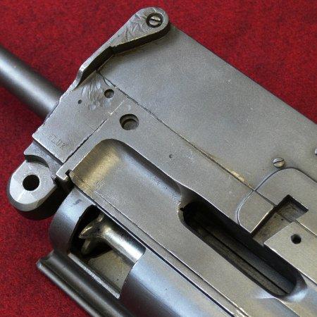Schwarzlose Gun Front